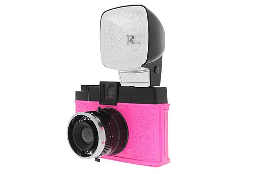 Create Dreamy Memories with the Diana F+ Mr. Pink