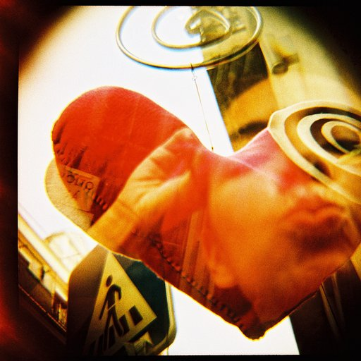 Love at First Lomo: My One and Only Diana F+