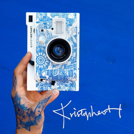 Say Hello to the Latest Member of the Lomo'Instant Family: The Lomo'Instant Explorer!
