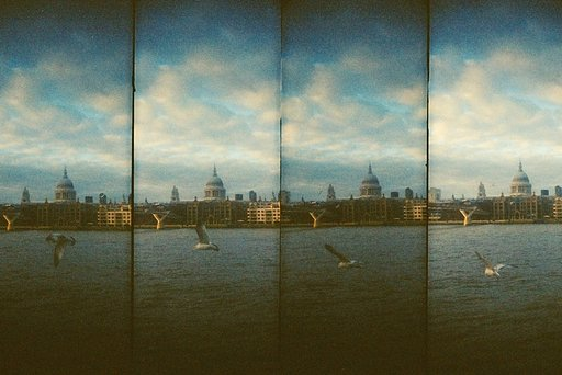 London Southbank - My First Lomo Experience
