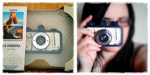 La Sardina: Not Just a Pretty Camera