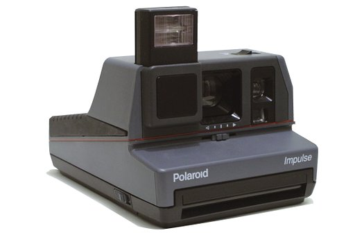 The Polaroid Impulse: An Instant Taste of the 80's.