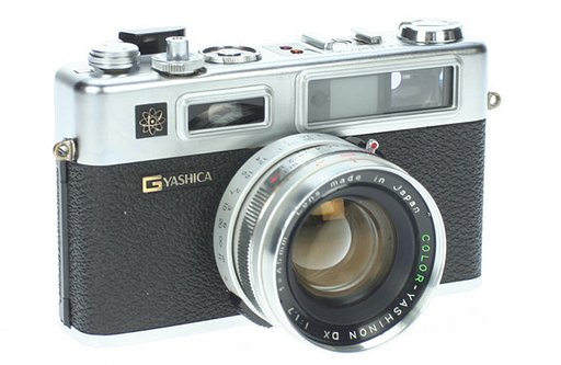 Yashica Electro 35 GSN: The Night Owl