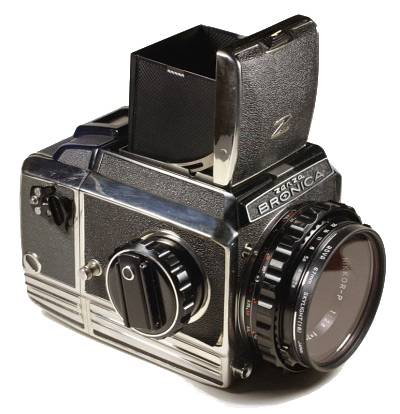 My New Old Flame: Zenza Bronica S2A