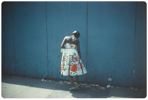 Garry Winogrand: Una Retrospectiva En Color