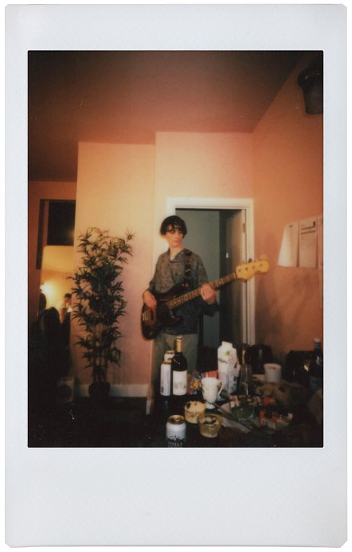 Jay Whitehead on Tour with the Lomo'Instant Automat Glass
