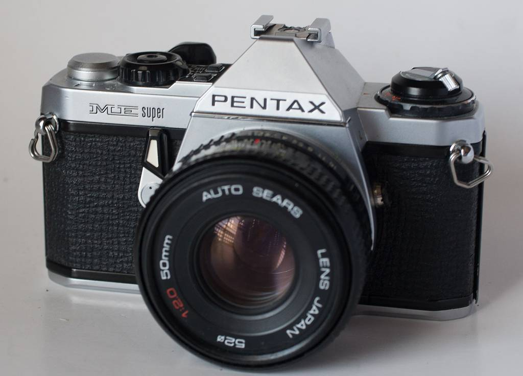 A Review of the Pentax ME Super