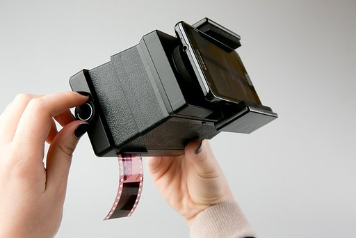 Hear the Buzz of the Lomography Smartphone Film Scanner
