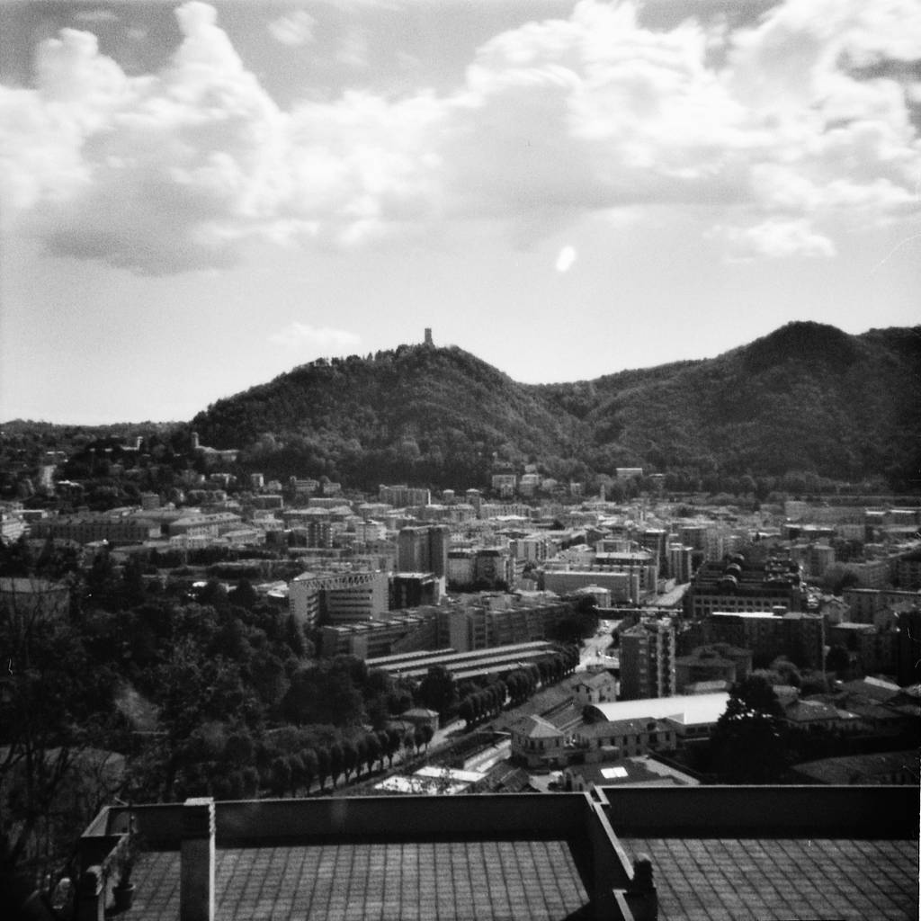 My First Pinhole Album with a Fomapan 100 Film
