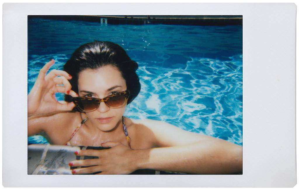 The Smoking Guns Take the Lomo'Instant Automat to Los Angeles