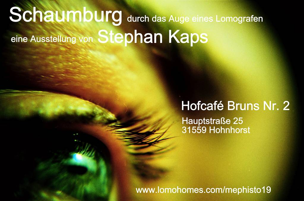 Lomography Exhibition by Mephisto19