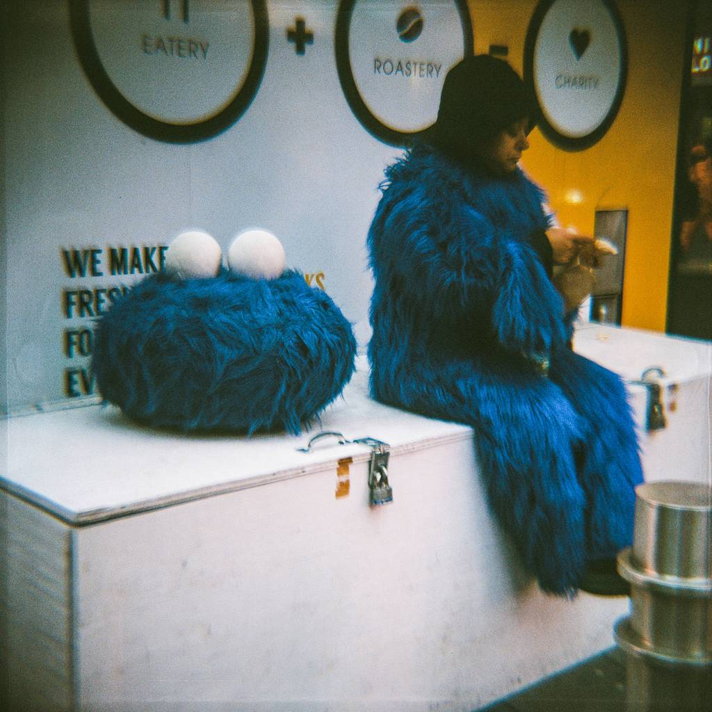 A Peek Behind the Curtain of Times Square with LomoAmigo Vincent Pflieger