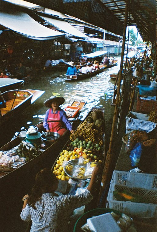 Tales from the Trip: Floating About in Thailand