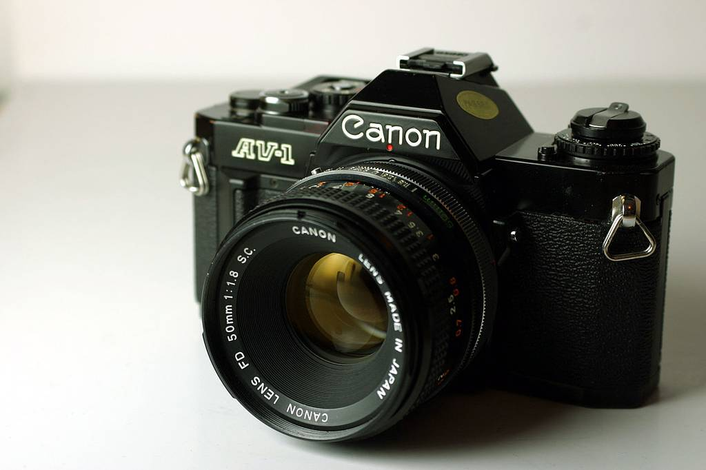 Canon AV-1: Your Introduction to the Basics of Photography