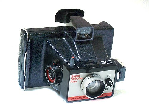 Polaroid Super Shooter Plus - Instant Gratification!