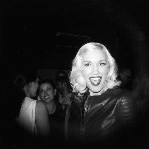Antonio Castello - FashionWeek Faces mit  der Diana F+