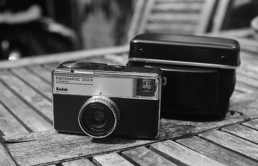 Film Format Fun: 126 Instamatic Film