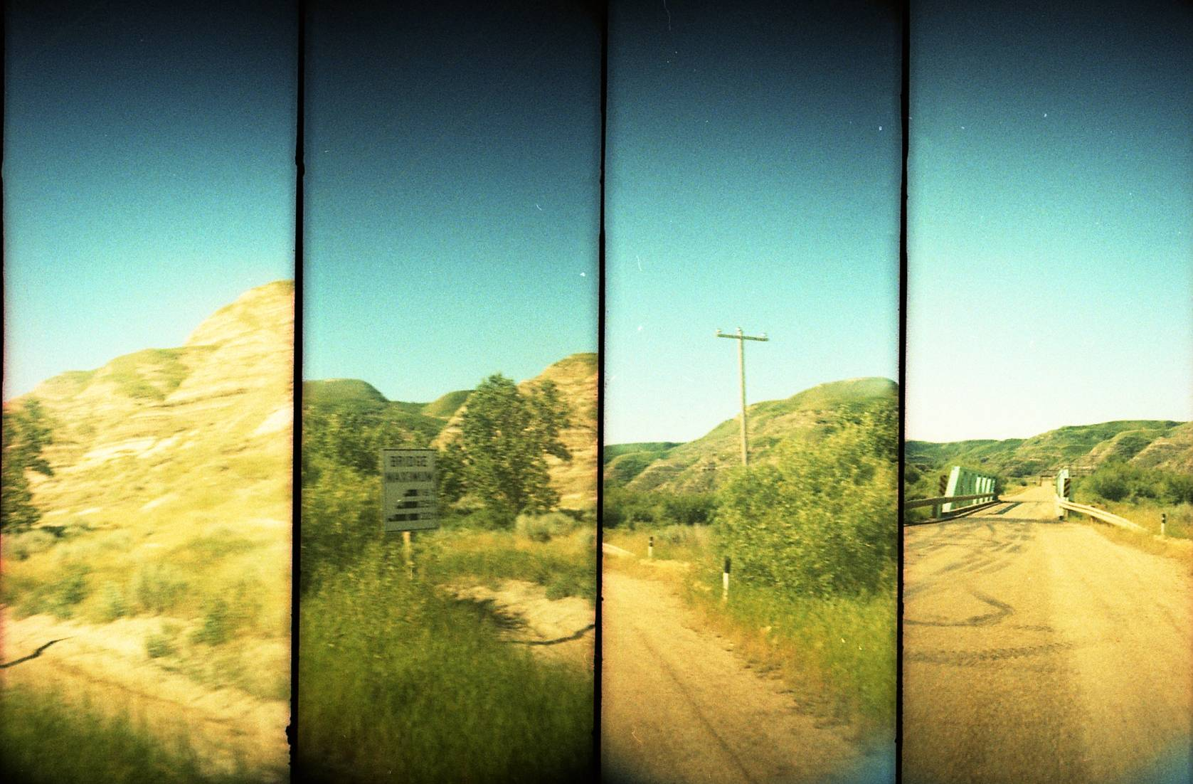 Written By Dirklancer On 2010 10 03 Places Canada Road Trip Bridges Historic Location Supersampler Holga Lc A Travel Destination