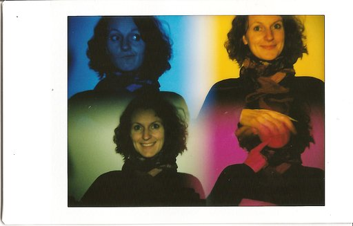 Instant Photography Challenge: Pop Art
