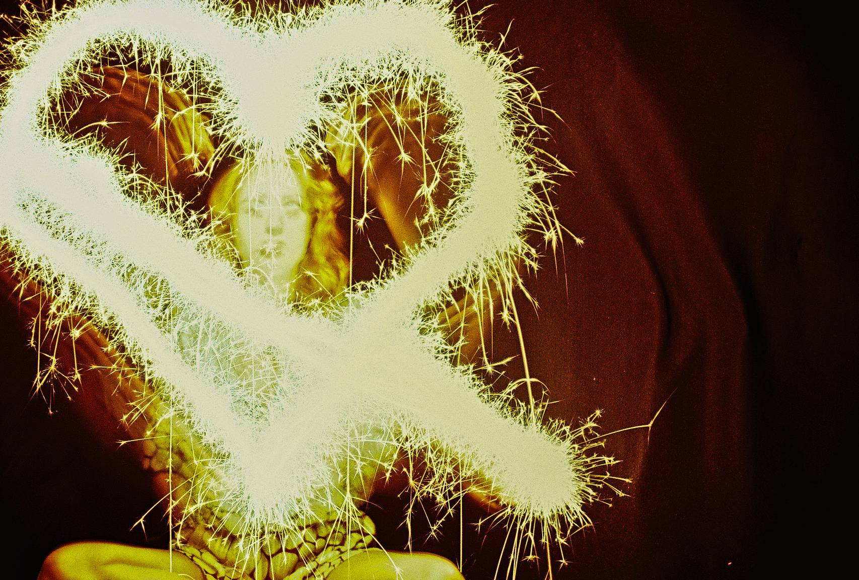 mitment To Sparkle Motion Sparkler Portraits and · Lomography