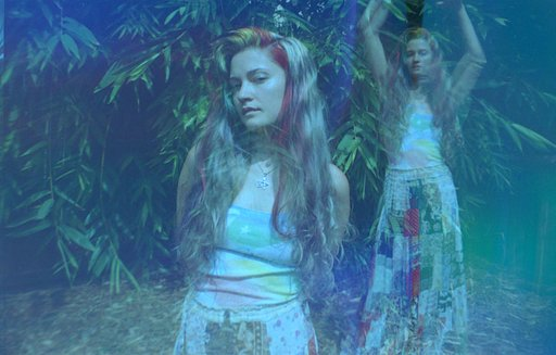 A Peek Inside the Dreamy and Psychedelic Friendship of Lauren Ruth Ward and Angela Izzo