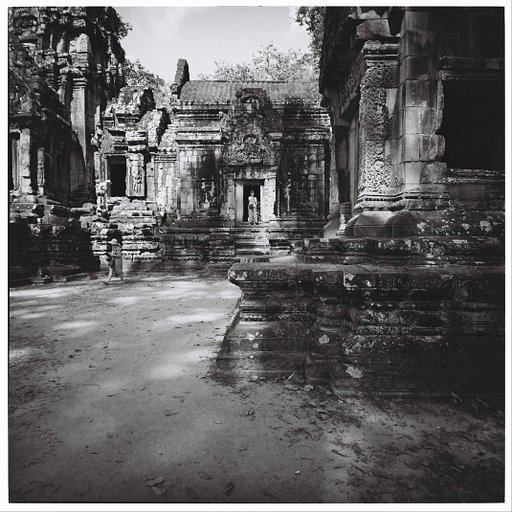 Cambodia in Squares: LC-A 120 Shots by Aston Husumu Hwang
