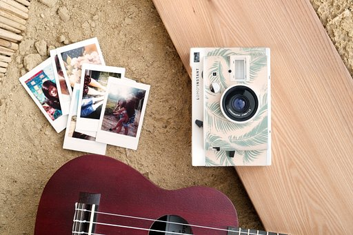 The Lomo'Instant Honolulu Edition - Say Aloha to the Newest Instant Adventurer!