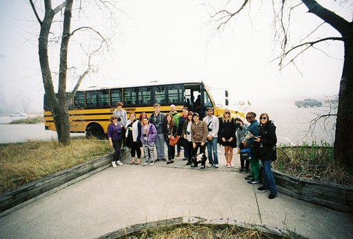 Lomography Chicago - Our Trip to the Indiana Dunes for World Pinhole Day!