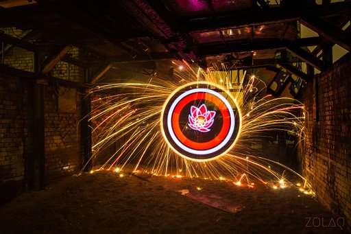 Professionelles Light Painting: Ein Interview mit den Pixelstick Amigos von Zolaq