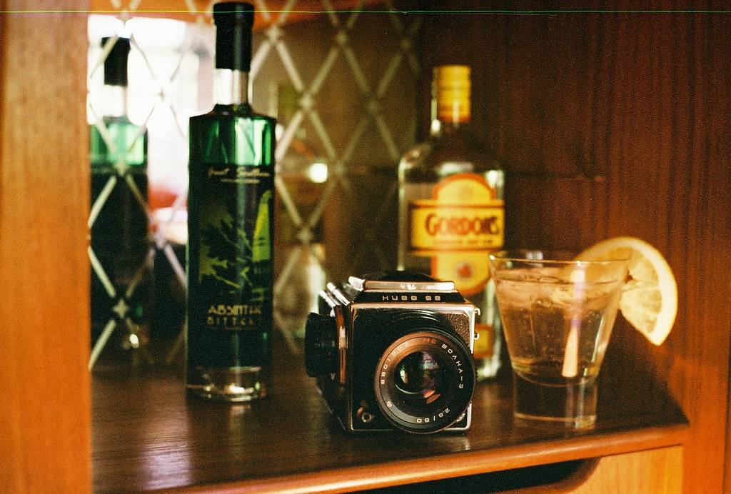 Still Life Photography with Lomography Color Negative Film