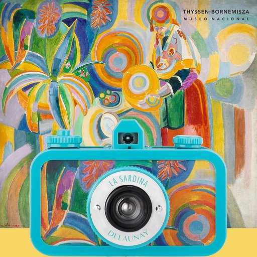 Meet the brilliant and creative La Sardina Delaunay