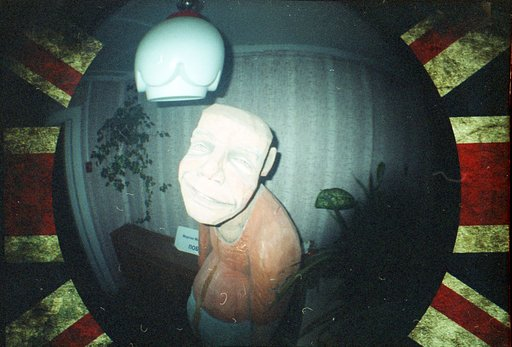 Use the Frame Area of your Fisheye to the Maximum: Make a Frame