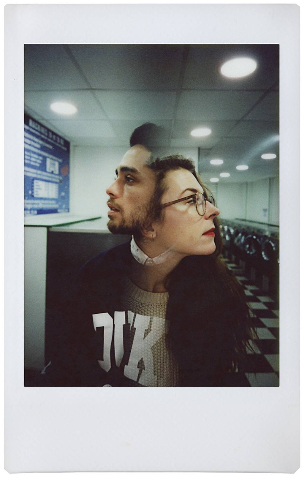 Lomo'Instant Automat Glass Tip: We are One