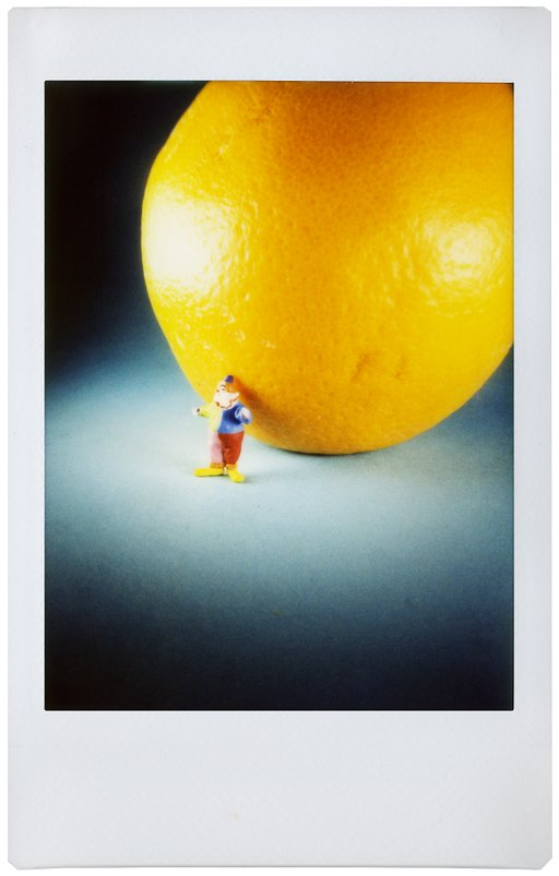 Lomo'Instant Automat Glass Tip: Get Your Five a Day