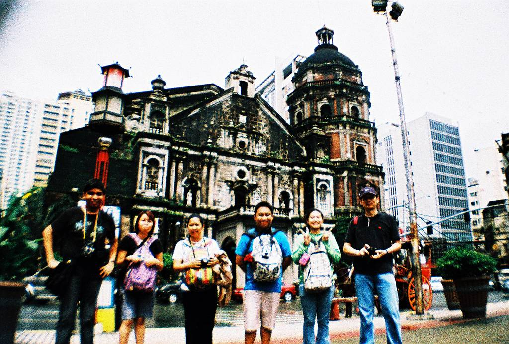 La Sardina Tours Manila with icuresick