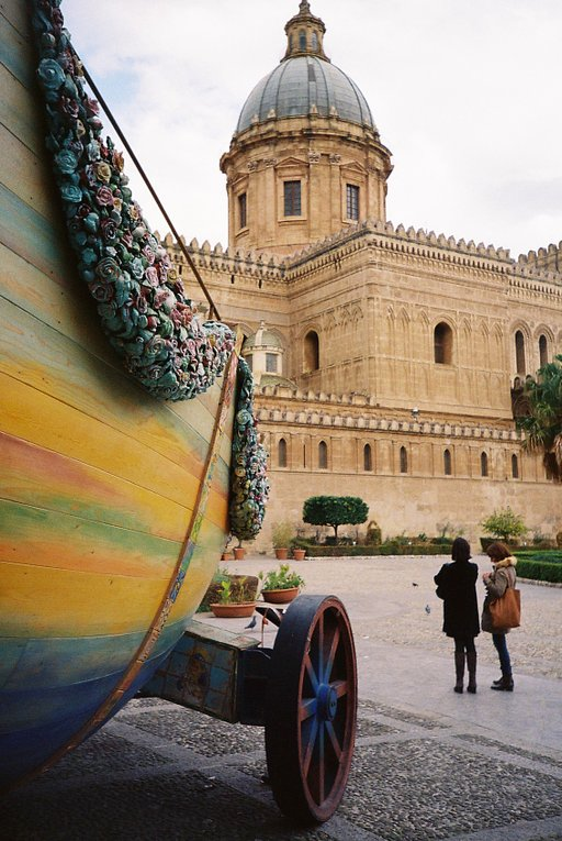 Off the Beaten Track: The Wonderful Churches of Palermo