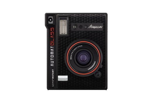 Dit is de Lomo'Instant Automat Glass Magellan
