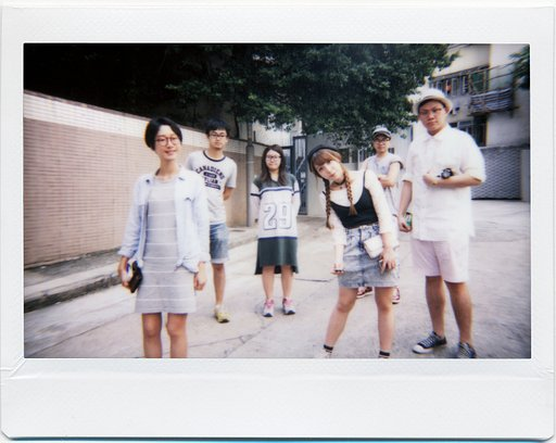 Lomo'Instant Wide Family