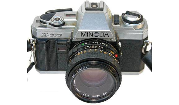 minolta x 370 great for the novice and the pro lomography rh lomography com Minolta SRT 101 Minolta SRT 101