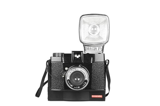 Diana F+ Instant Camera: Great Pictures in an Instant