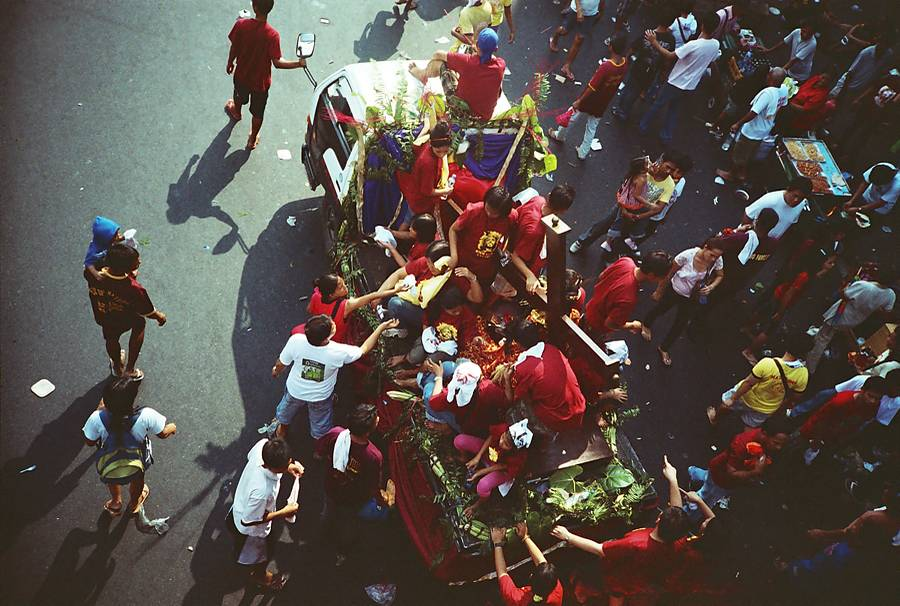 Quiapo: The Feast of the Black Nazarene