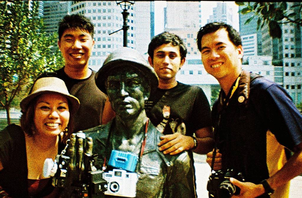 Life in Lomo: My one year Anniversary in Lomography