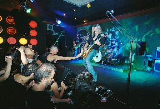 That Night with Doug Aldrich