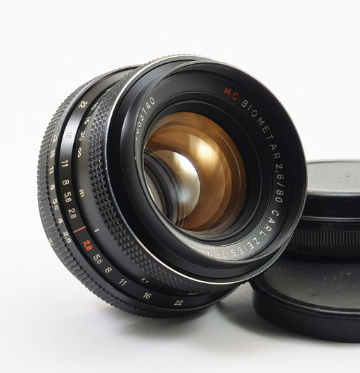 Lomopedia: Carl Zeiss Jena Biometar 80mm f2.8 Lens