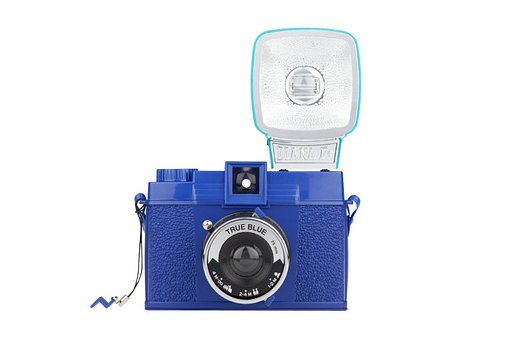 Daily Picks from the Sales Section: Diana F+ True Blue
