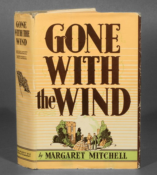 Today in History (1936): Margaret Mitchell's 'Gone with the Wind' is Officially Released