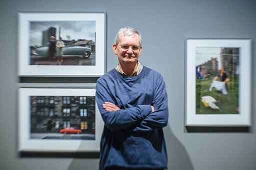 Strange and Familiar: een interview met Martin Parr