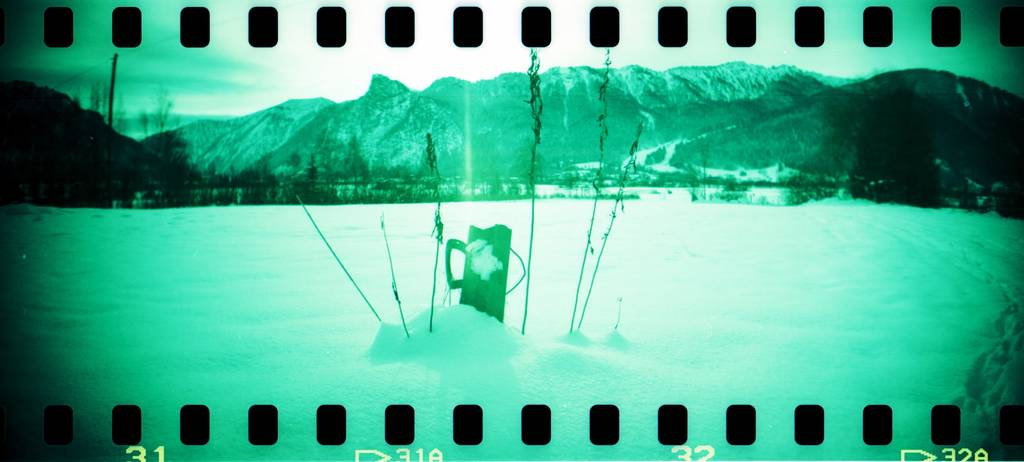 First time using the Agfa Ct Precisa with the Sprocket Rocket